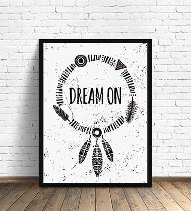 Dream on / Desde 23.000