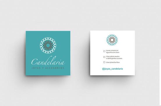 Logotipo Candelaria