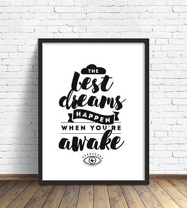 Best dreams happen / Desde 20.000
