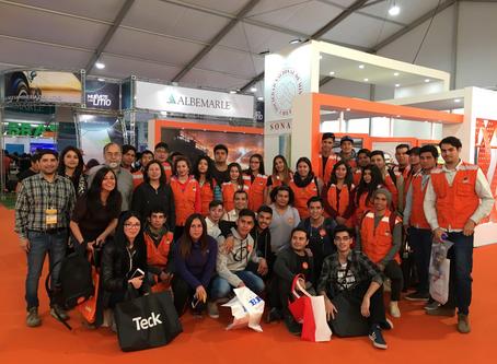 Feria Expomin 2018