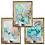Thumbnail: Abstractos Acuarelados paspartú de espejo (4 diseños) / Desde 35.0000 c/u