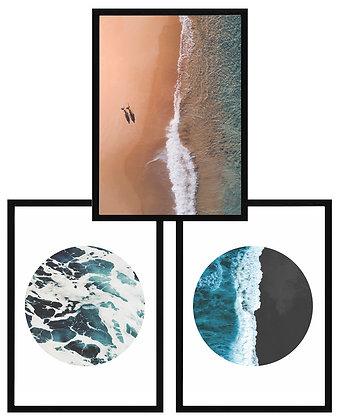 Mar (3 diseños disponibles) / Desde 20.000 c/u