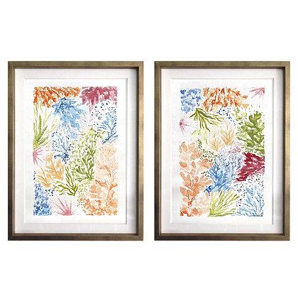 Corales (2 diseños disponibles) / Desde 40.000 c/u