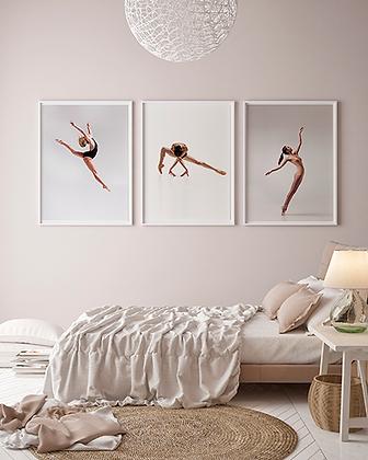 Bailarinas / Desde 20.000 c/u