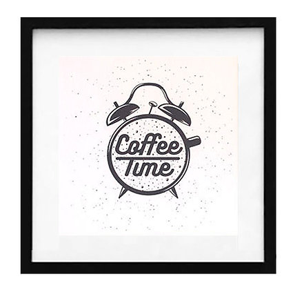 Reloj coffee time / Desde 20.000