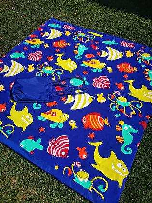 Manta picnic Vida Marina