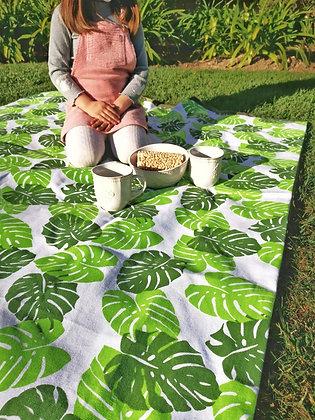 Manta picnic Selva