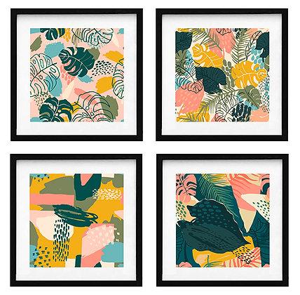 Trópico Color (4 diseños disponibles) / Desde 20.000