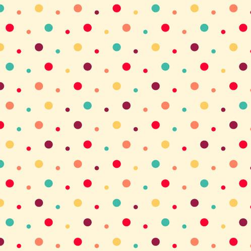 Papel mural puntos colores papel ilustrado cuadros for Papel mural autoadhesivo santiago