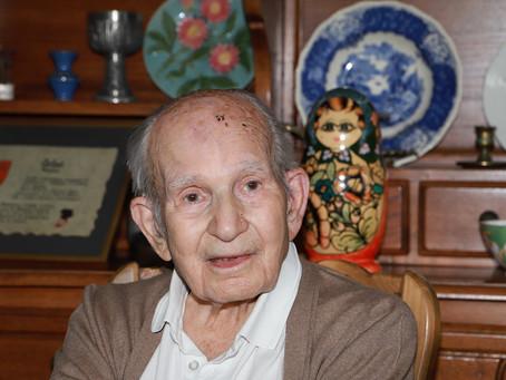 Chavannes fête son unique centenaire