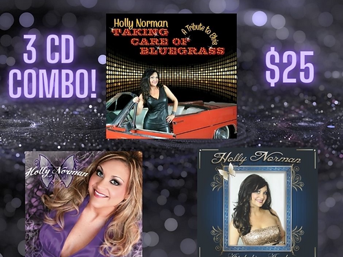 3 CD Special