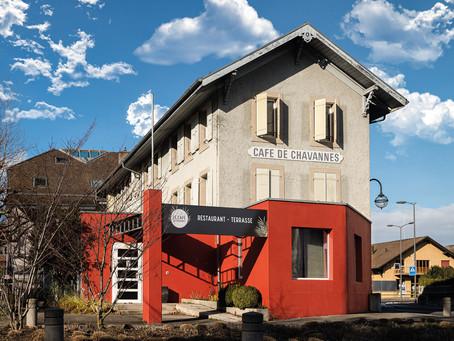 Café de Chavannes: une institution en mains communales