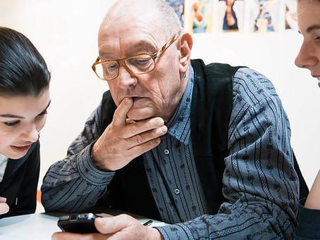 Seniors: atelier informatique