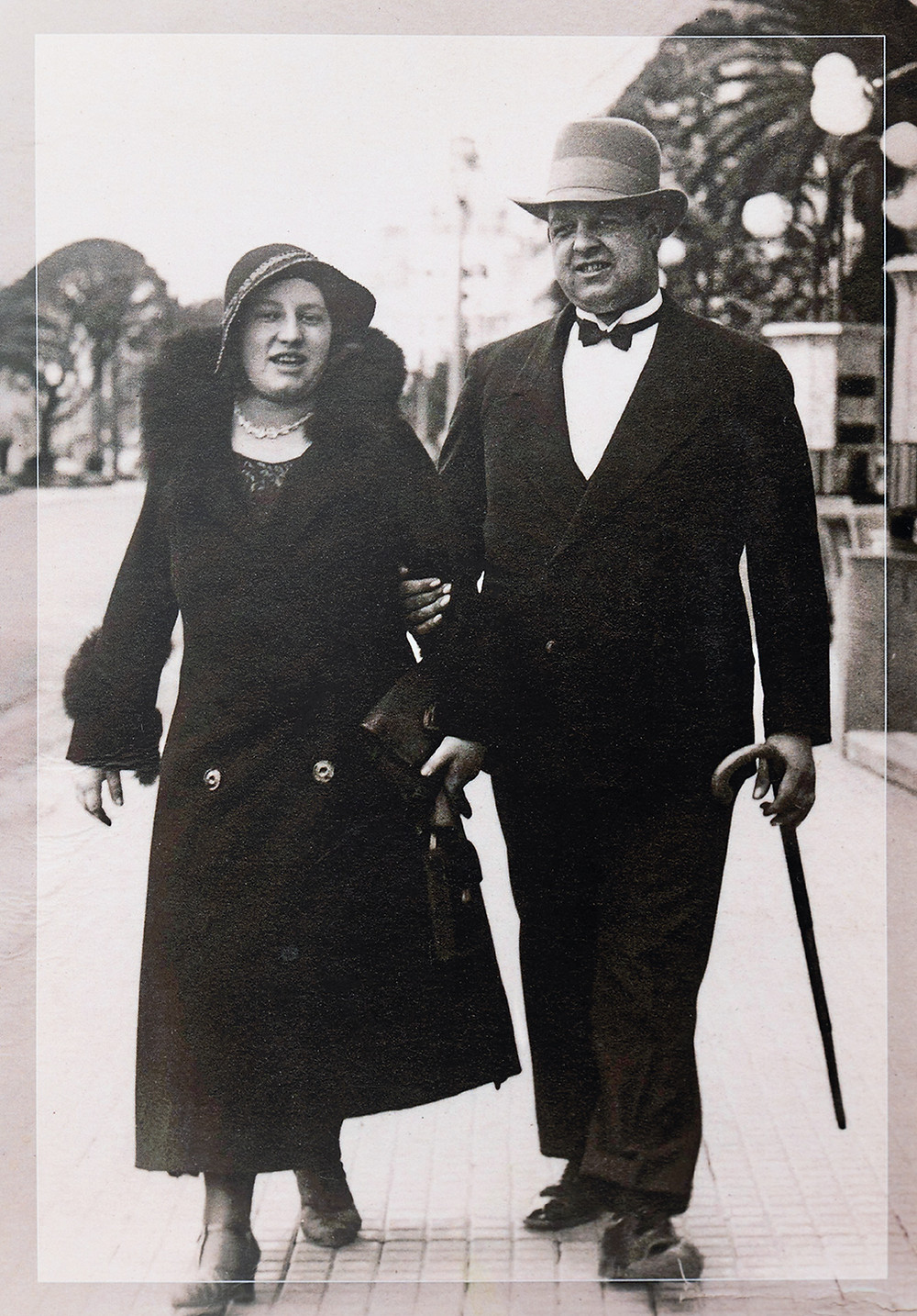 Portrait de Juliette et Constant Pouly