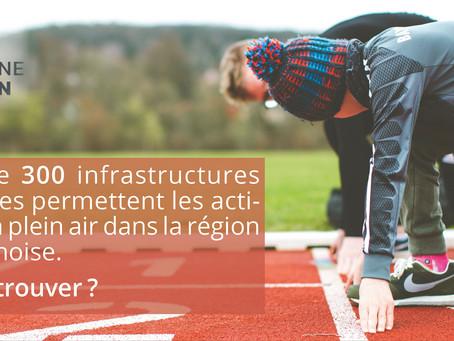 Guide des infrastructures extérieures en libre accès