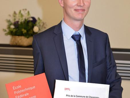 Prix EPFL 2021