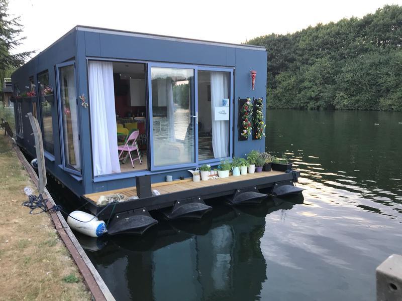 Unique Floating Home