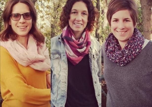 Senja, Aileen & Sandra