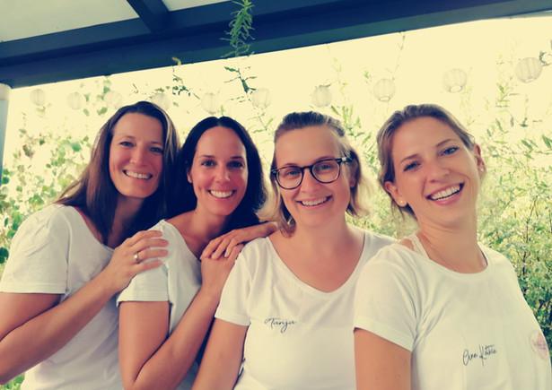 Sabine, Melanie, Tanja & Ann-Kathrin