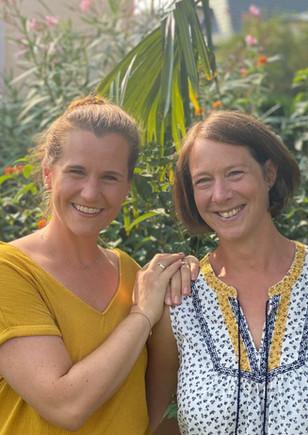 Miriam und Linda