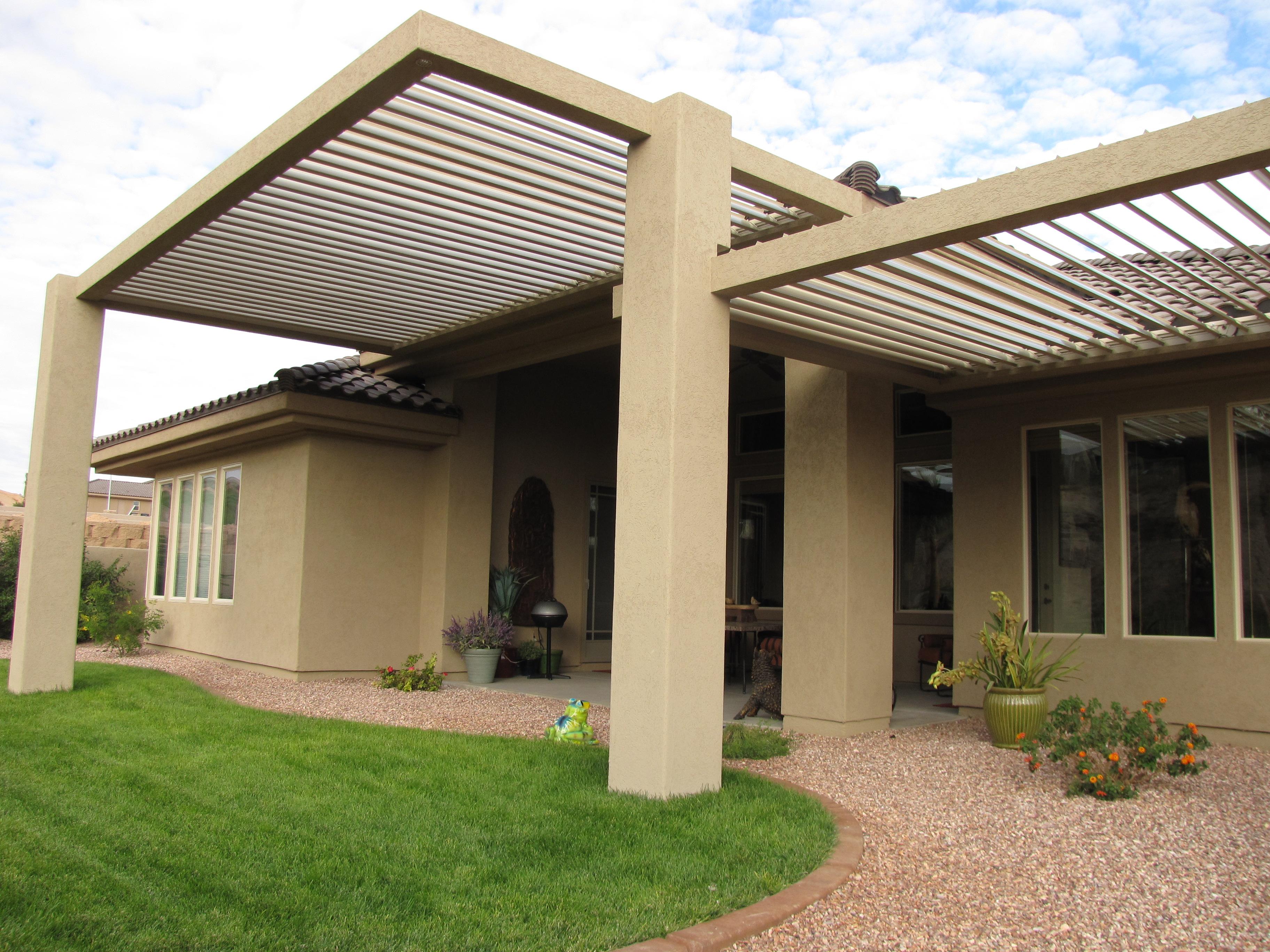 Patio [open roof]