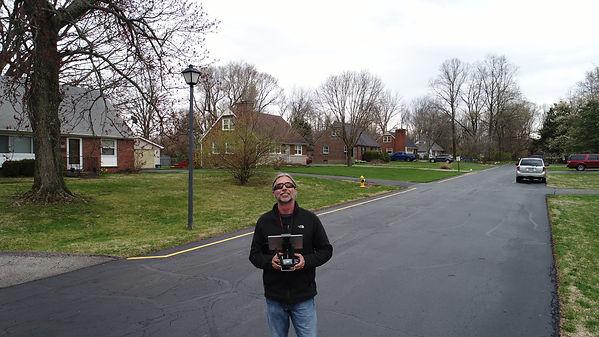 Drone photograp