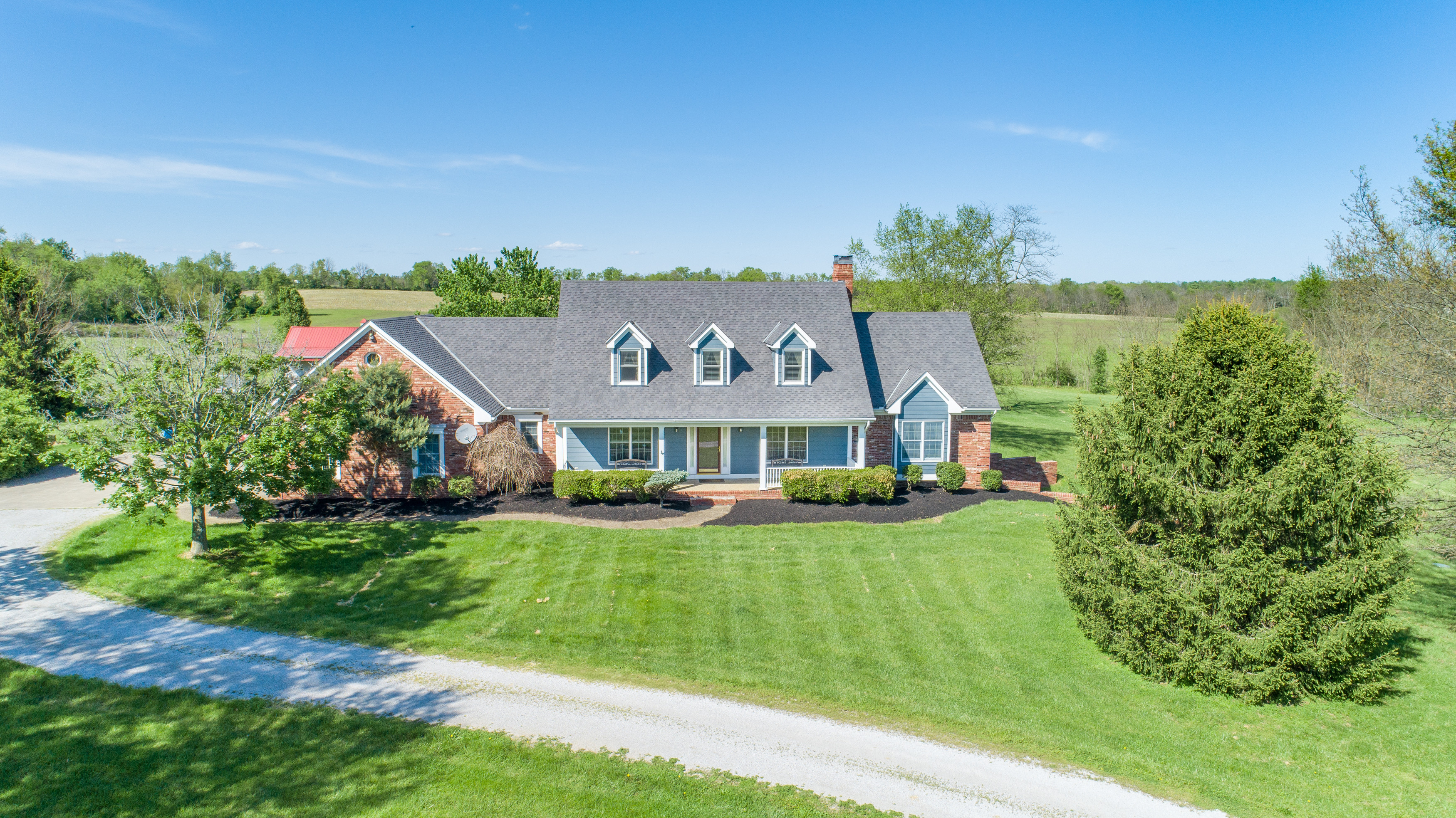 Real Estate Exterior Aerial Photography