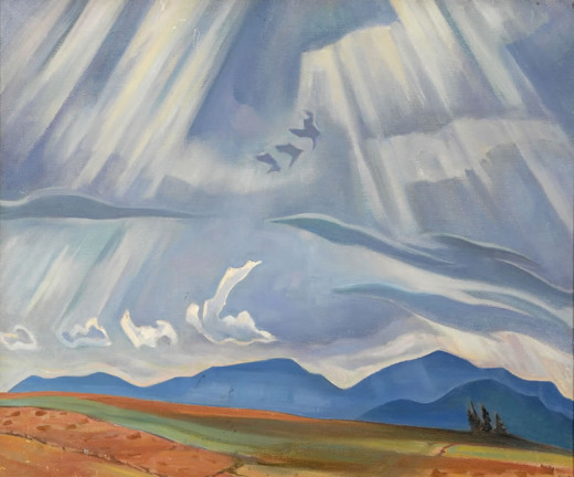 George Pepper, Sky Effect