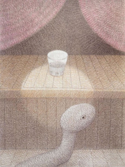 Doug Donley, Snake and Waterglass (Stage)