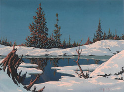George Cassidy, Path to Red Lake