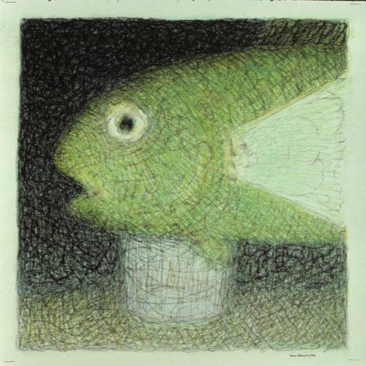Doug Donley, Fish and Waterglass