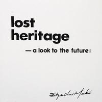 Sheila Maki, Lost Heritage Cover