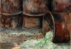 Gillian Song, Barrels