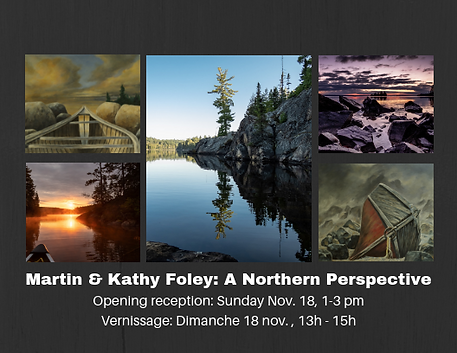Martin & Kathy Foley_ A Northern Perspec