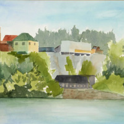 Kathrine Burgman, Cobalt Lake