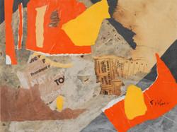 Elizabeth Holmes, Collage