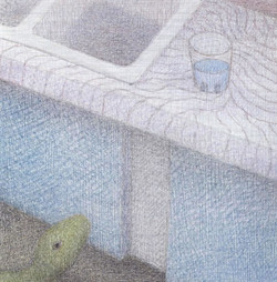 Doug Donley, Snake and Waterglass 6