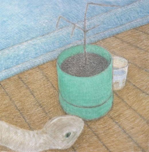 Doug Donley, Snake and Waterglass 4