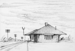 Muriel Newton-White, ONR Station Haileybury