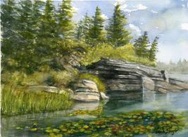 Fishing view – Northern Lake