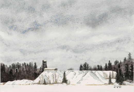 Michael Cleary, Brady Lake