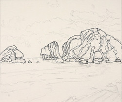 George Cassidy, Works in Progress and Drawings