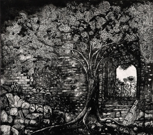 Walter Pape, Out of the Ruins