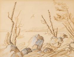 Muriel Newton-White, Rock Shores, Lake Temiskaming