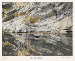 Hap Wilson, Black Water Reflexion