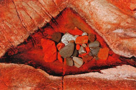 J.R. Ribee, Wet Pebbles