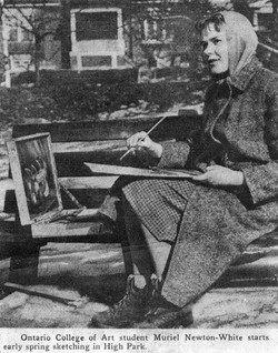 Muriel E. Newton-White