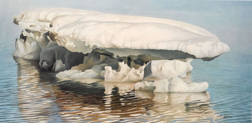 Ivan Wheale, Marooned Ice, Pond Inlet