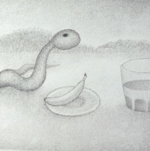 Doug Donley, Snake and Waterglass 14