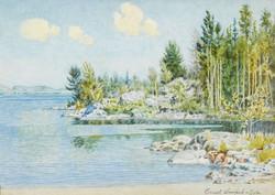 Ernest Sawford-Dye, Shape's Bay